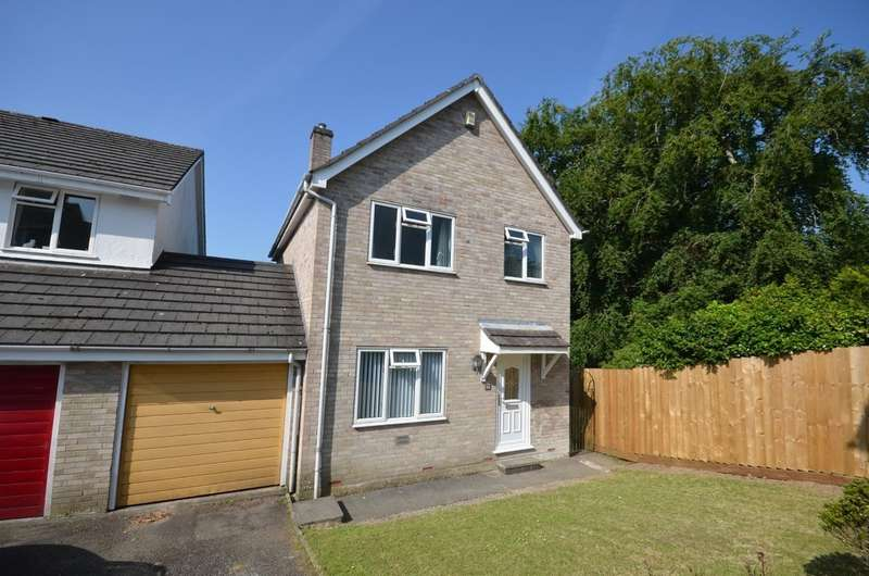 3 Bedrooms Link Detached House for sale in Chirgwin Road, Truro