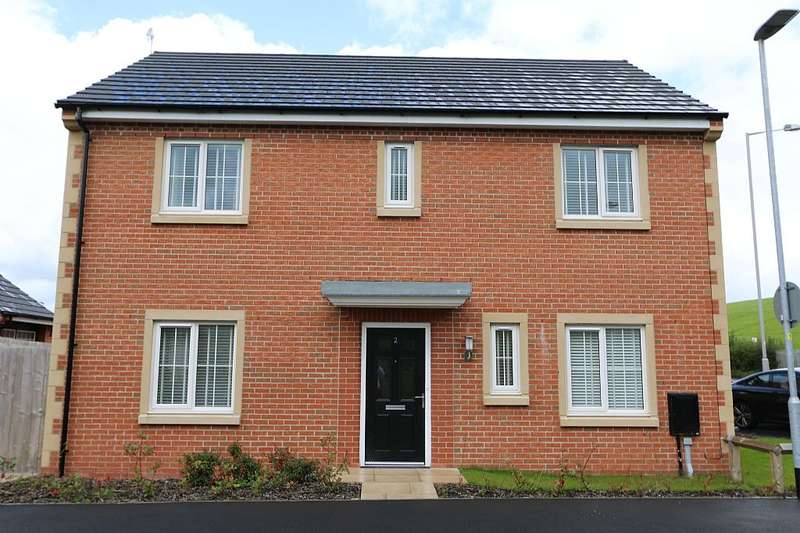 4 Bedrooms Detached House for sale in Water Meadows, Longridge, Preston, Lancashire, PR3 3BW