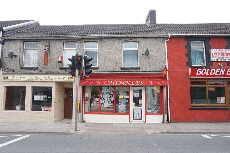 1 Bedroom Commercial Property for sale in 46 Commercial Street, Aberbargoed, BARGOED, CF81
