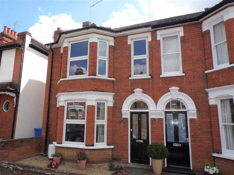 3 Bedrooms Semi Detached House for sale in Broom Hill Road, Ipswich