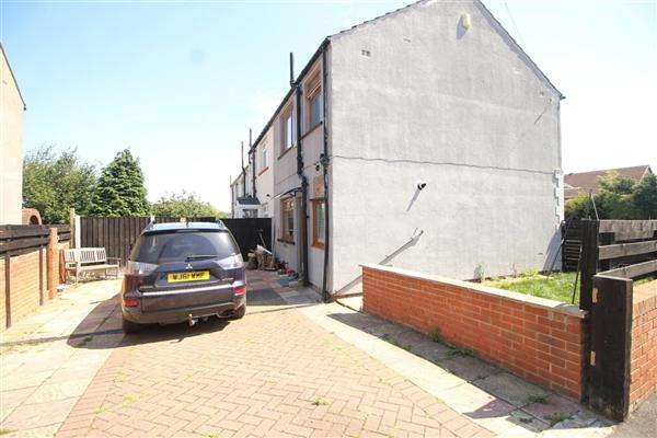 3 Bedrooms End Of Terrace House for sale in Furnace Lane, Woodhouse Mill, Sheffield