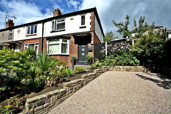 3 Bedrooms Cluster House for sale in Langley Hall Rd, Prestwich