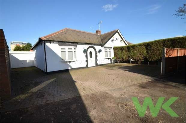 3 Bedrooms Semi Detached Bungalow for sale in Park Crescent, WEST BROMWICH, West Midlands