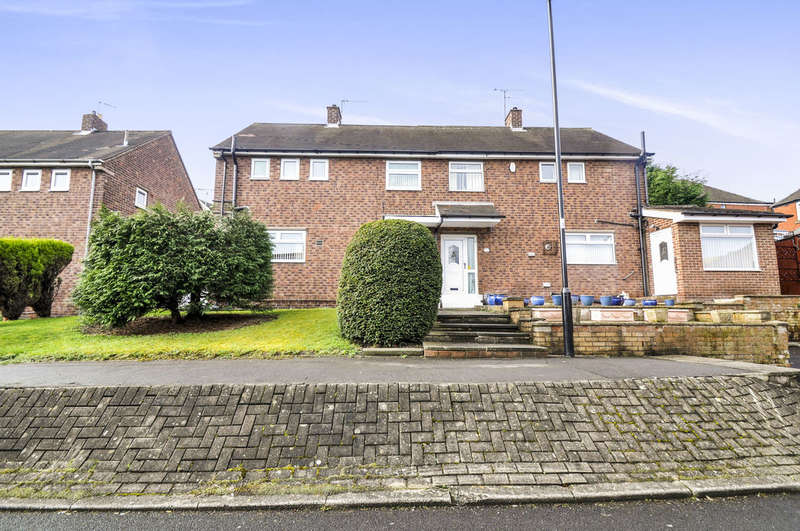3 Bedrooms Semi Detached House for sale in Hilton Drive, Ecclesfield, Sheffield, S35