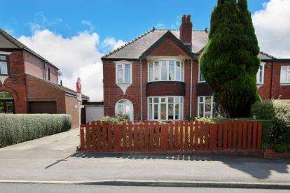 3 Bedrooms Semi Detached House for sale in East Bawtry Road, Rotherham, South Yorkshire