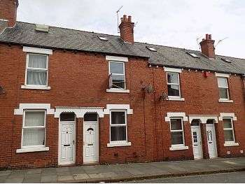 2 Bedrooms Terraced House for sale in Bassenthwaite Street, Carlisle, Cumbria, CA2 5PX