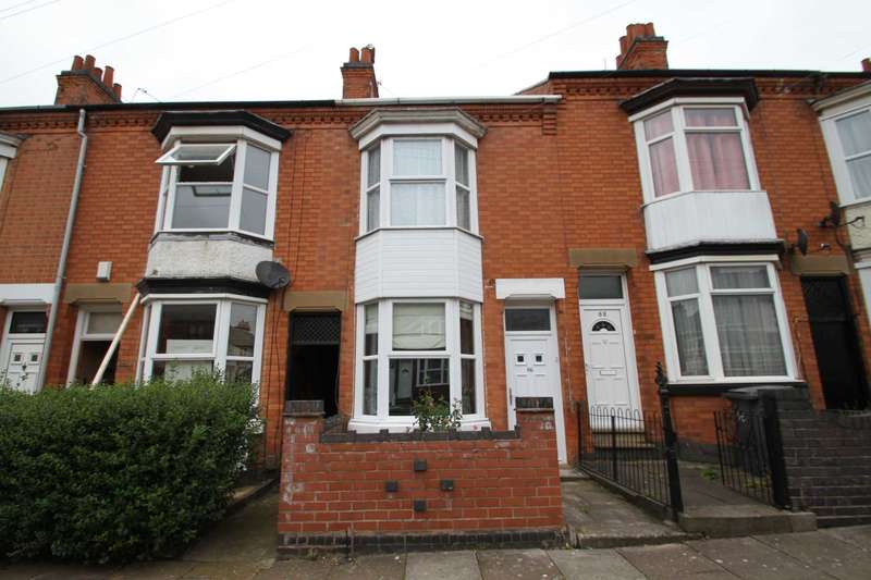 2 Bedrooms Terraced House for sale in Hopefield Road, Leicester