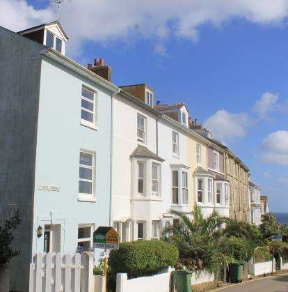 4 Bedrooms End Of Terrace House for sale in Penzance, Cornwall, .