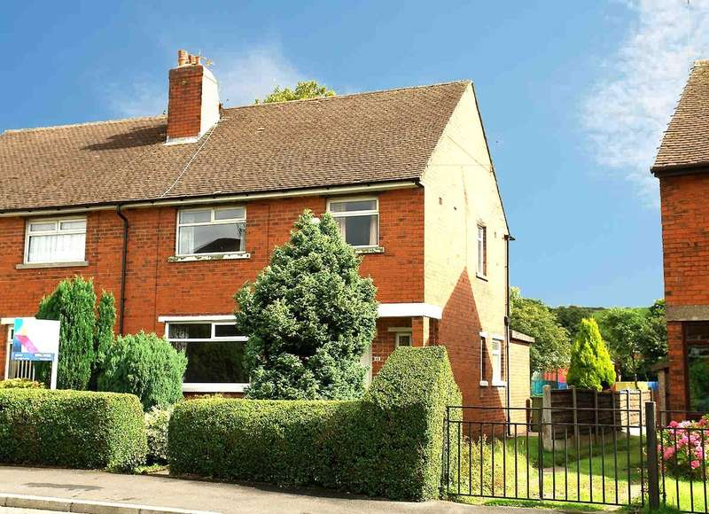 3 Bedrooms Semi Detached House for sale in 12 Trent Road, Shaw