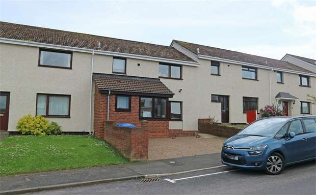 3 Bedrooms Terraced House for sale in Highcliffe, Spittal, Berwick-upon-Tweed, Northumberland