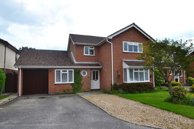5 Bedrooms Detached House for sale in Littledown
