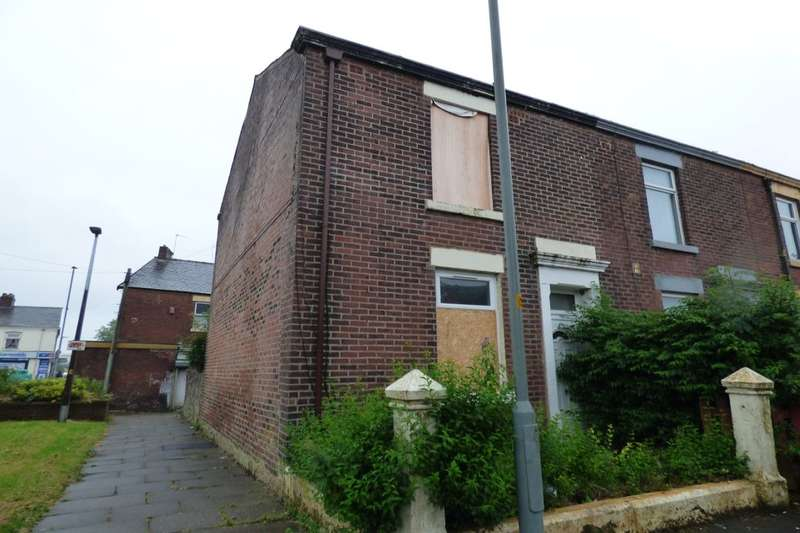 2 Bedrooms Property for sale in Wareham Street, Blackburn, BB1