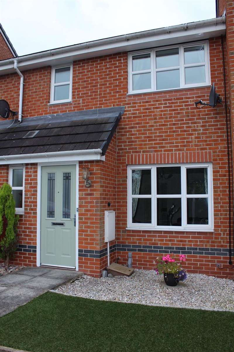 3 Bedrooms Mews House for sale in Moorefields View, Stoke-on-Trent