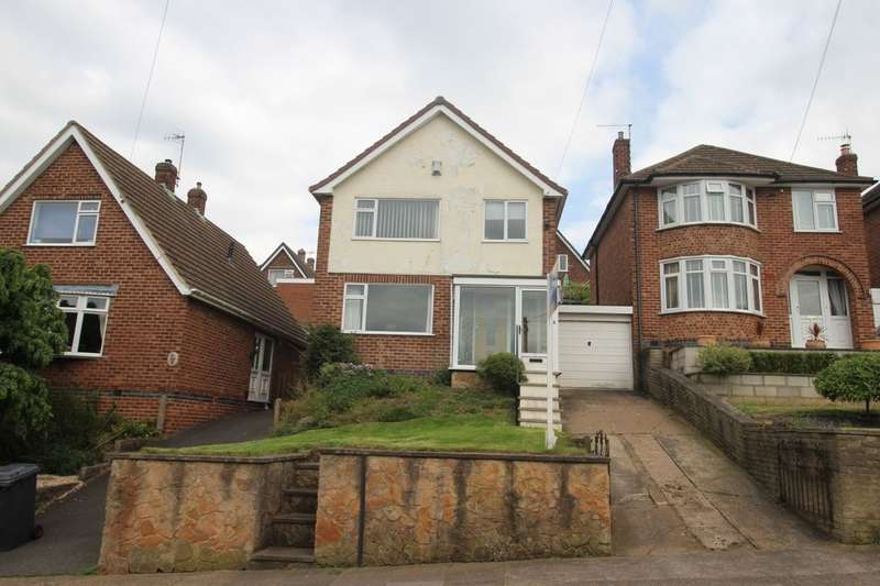 3 Bedrooms Detached House for sale in Trevone Avenue, Stapleford, Nottingham, NG9
