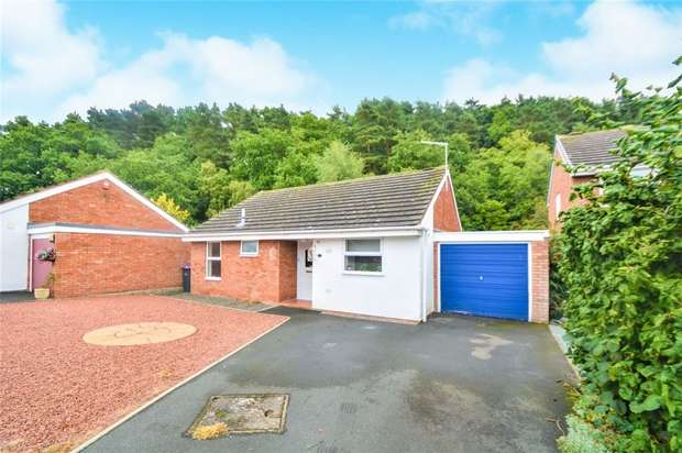 2 Bedrooms Detached Bungalow for sale in 18 Westerkirk Drive, Madeley, Telford