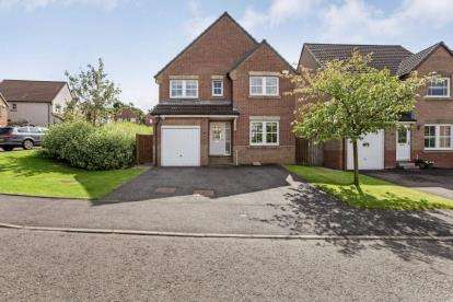 4 Bedrooms Detached House for sale in Pine Crescent, Hamilton, South Lanarkshire