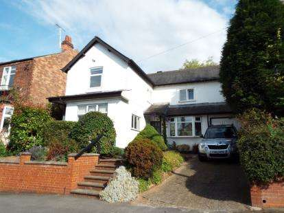 4 Bedrooms Detached House for sale in Coronation Road, Mapperley, Nottinghamshire
