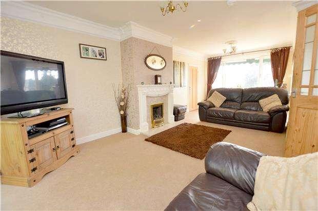 5 Bedrooms Detached House for sale in Glen Park Crescent, Stroud, Gloucestershire, GL5 5DT