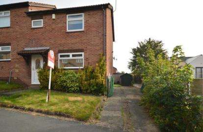 2 Bedrooms Semi Detached House for sale in Dearne Street, Sheffield, South Yorkshire