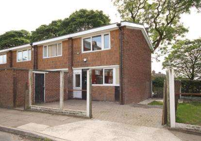 2 Bedrooms Town House for sale in Atlantic Road, Sheffield, South Yorkshire