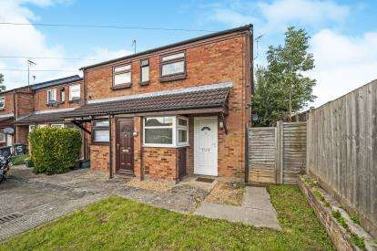 1 Bedroom Flat for sale in Catkin Close, Quedgeley, Gloucester, Gloucestershire