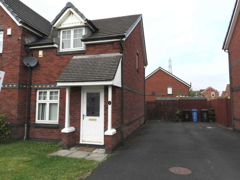 2 Bedrooms Semi Detached House for sale in Bellis Grove, Liverpool