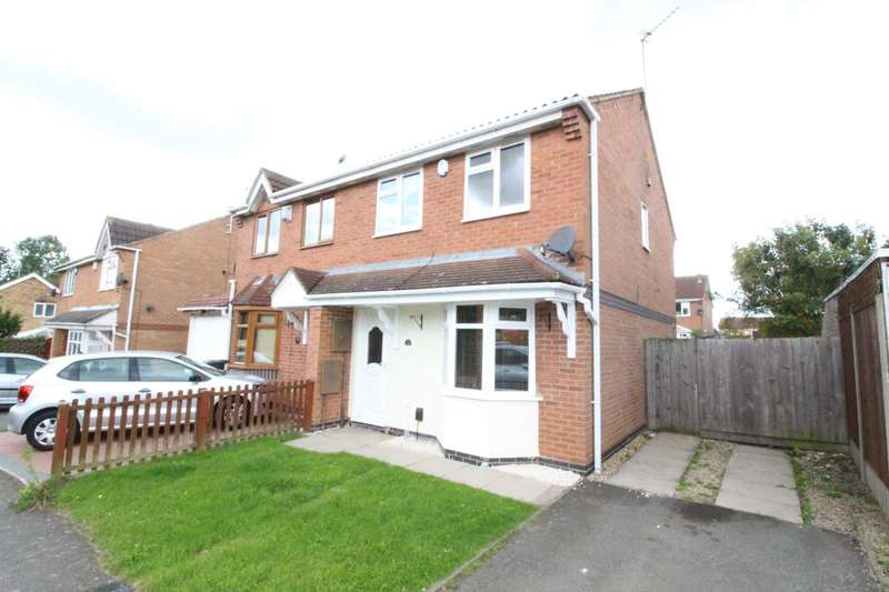 3 Bedrooms Semi Detached House for sale in Meadowsweet Road, Hamilton