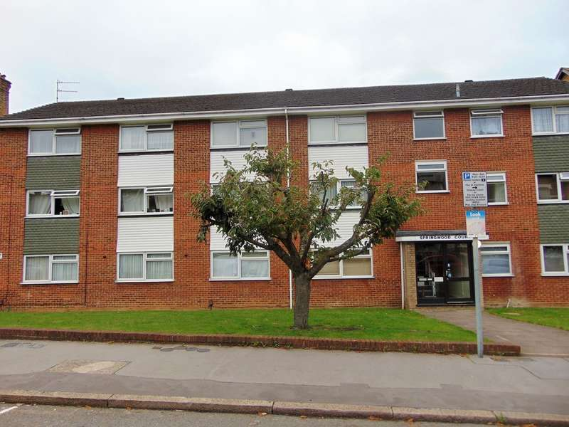 2 Bedrooms Flat for sale in Springwood Court, Birdhurst Road, South Croydon, CR2 7EA