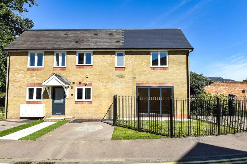 2 Bedrooms End Of Terrace House for sale in High Street, Harefield, Uxbridge, Middlesex, UB9