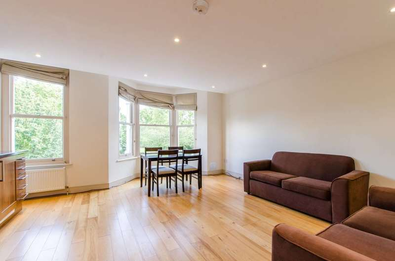 2 Bedrooms Flat for sale in Holmewood Gardens, Brixton Hill, SW2