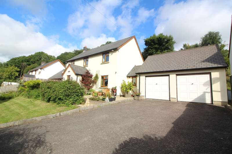 4 Bedrooms Detached House for sale in Maes Y Gwartha, Gilwern, Abergavenny, NP7