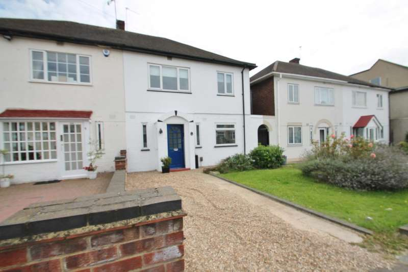 3 Bedrooms Semi Detached House for sale in COUCHMORE AVENUE, CLAYHALL