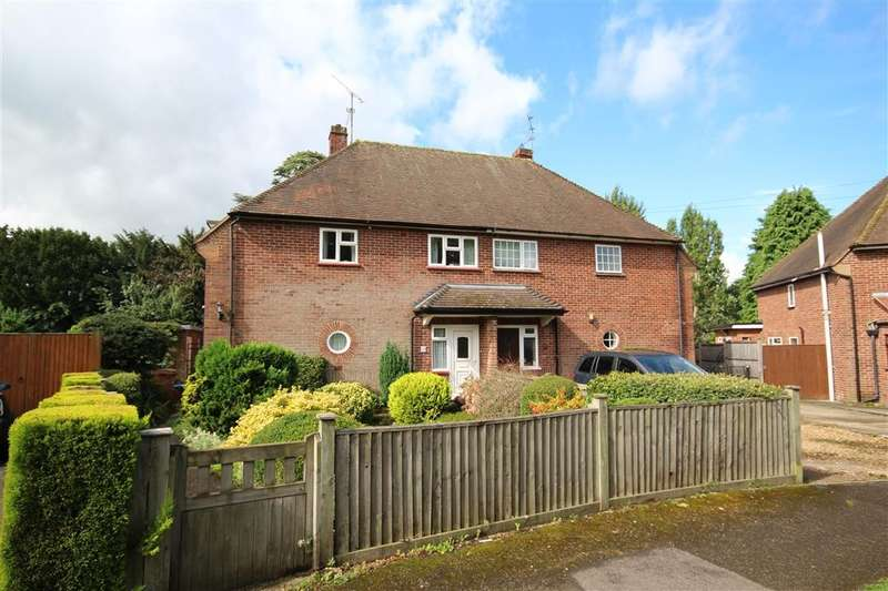 3 Bedrooms Semi Detached House for sale in Orchard Estate, Twyford, RG10