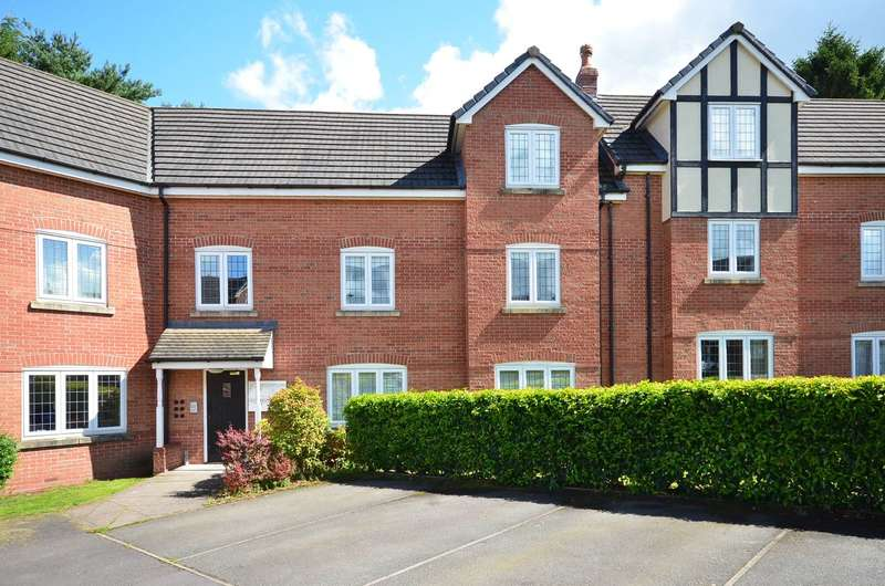 2 Bedrooms Apartment Flat for sale in Lister Grove, Stallington, ST11 9TS