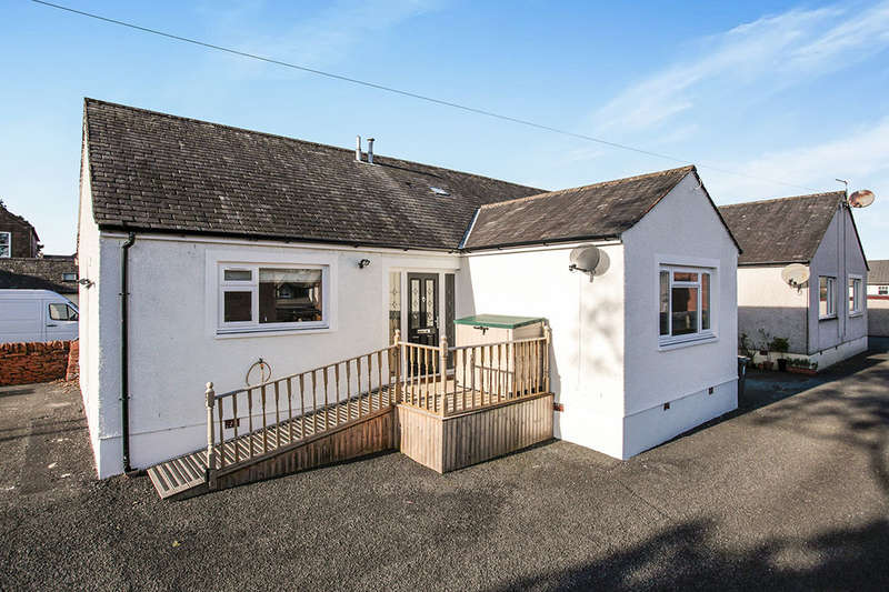 2 Bedrooms Detached Bungalow for sale in Fountainbleau Lockerbie Road, Dumfries, DG1