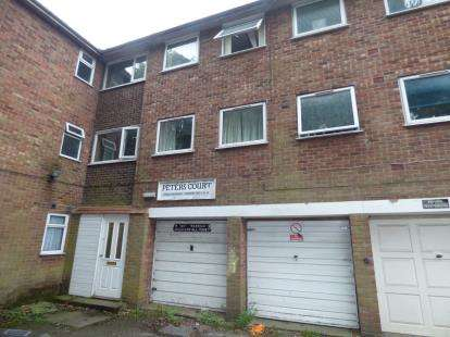 2 Bedrooms Flat for sale in St. Peters Court, 1208B London Road, Derby, Derbyshire