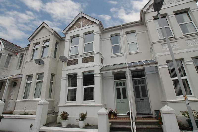 2 Bedrooms Terraced House for sale in Onslow Road, Peverell, PL2 3QG