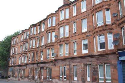 1 Bedroom Flat for sale in Mannering Court, Shawlands