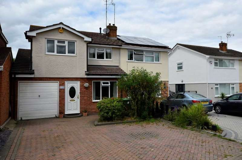 3 Bedrooms Semi Detached House for sale in Beauchamps Drive, Wickford