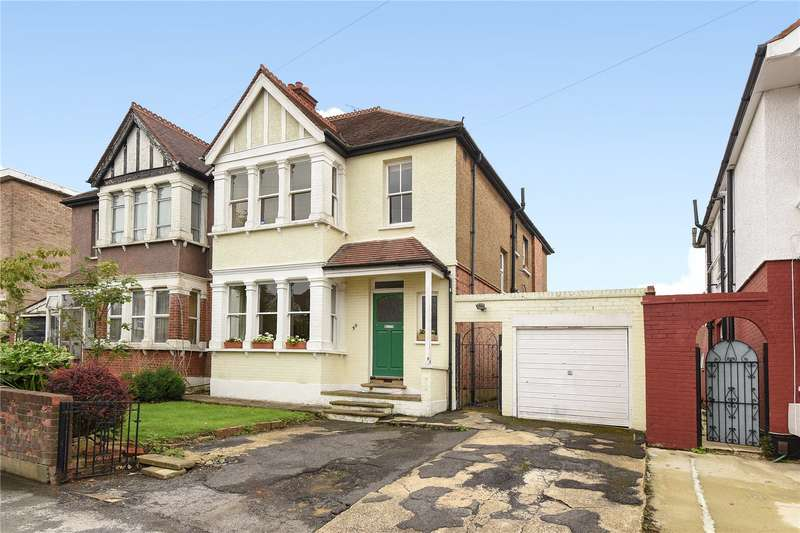 4 Bedrooms Semi Detached House for sale in Pinner View, Harrow, Middlesex, HA1
