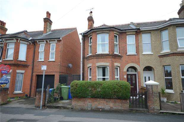 3 Bedrooms Semi Detached House for sale in St. Michaels Road, Aldershot, Hampshire