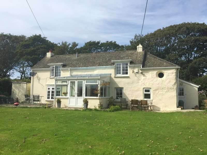 4 Bedrooms Detached House for sale in Reen Cross, Goonhavern, Nr Truro
