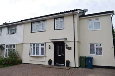 4 Bedrooms Semi Detached House for sale in Tillotson Road, Harrow Weald