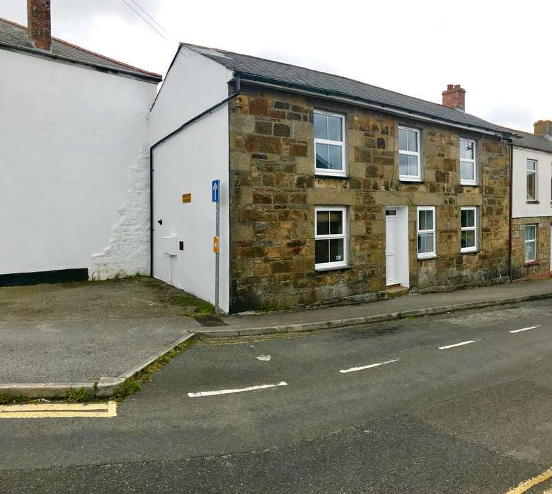 3 Bedrooms House for sale in Plain-An-Gwarry, Redruth,