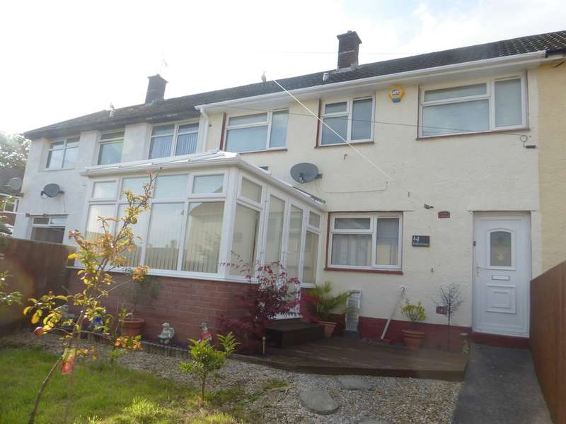 2 Bedrooms Terraced House for sale in Wellfield Court, Church Village, Pontypridd