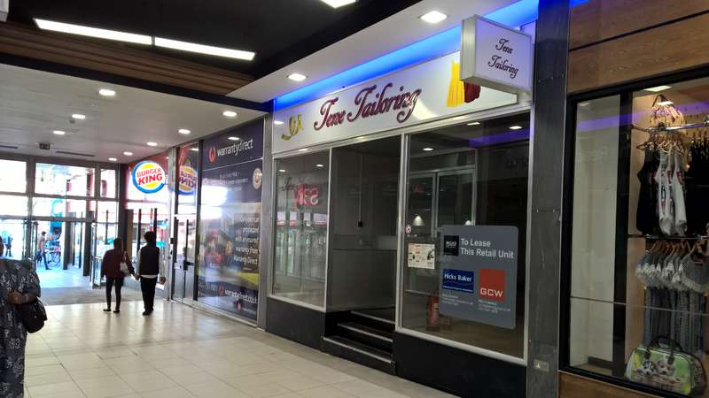 Shop Commercial for rent in UNIT 20 BROAD STREET MALL, READING, RG1 7QE, Reading