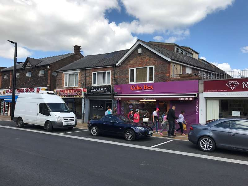 Commercial Development for sale in 130, 130A, 130B AND 132 DESBOROUGH ROAD,HIGH WYCOMBE,HP11 2PU, High Wycombe