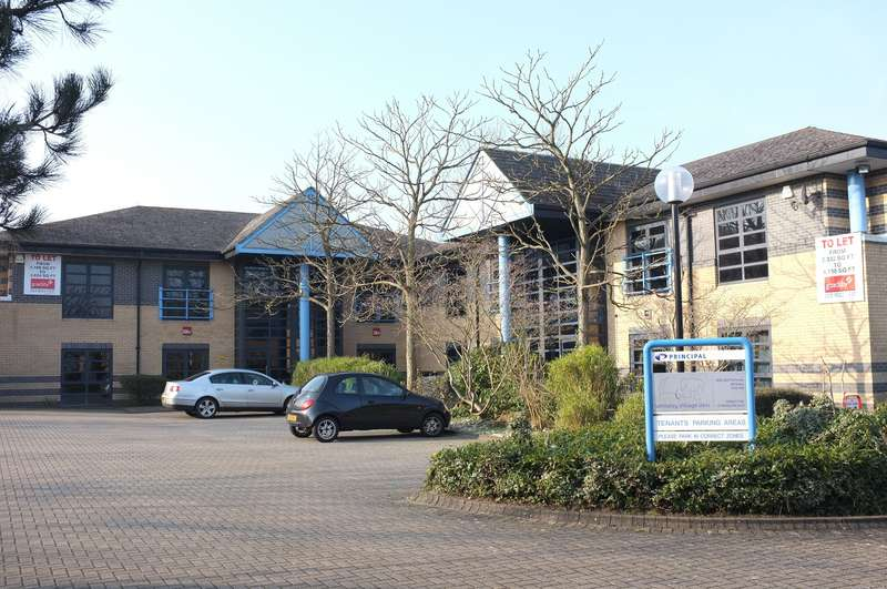 Office Commercial for rent in Parkway, Solent Business Park, Whiteley, Fareham, PO15 7AH