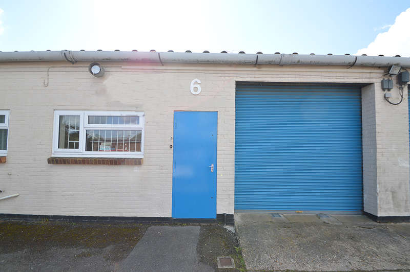 Warehouse Commercial for sale in Unit 6 Vanguard Works, Blandford Heights Industrial Estate, Blandford Forum, DT11 7TE