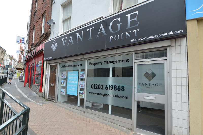 Shop Commercial for sale in 93 Commercial Road, Bournemouth, Dorset BH2 5RT